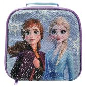Frozen Shimmer Sequin Lunch Bag 1