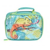 Chameleon Sequin Reveal Lunch Bag