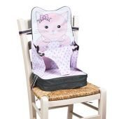 Baby Polar Gear Go Anywhere 3 Point Harness Booster Seat Kitty