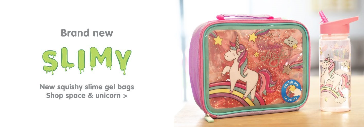 Unicorn Slime Lunchbag